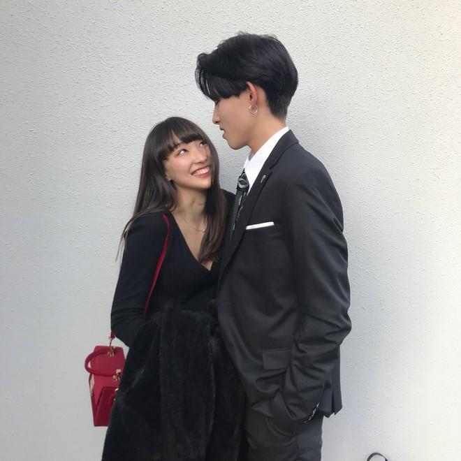 Cặp đôi chị ơi, anh yêu em Nhật Bản khiến dân tình phát sốt vì đã đẹp đôi lại còn đáng yêu - Ảnh 9.
