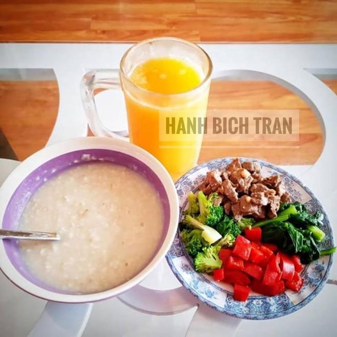 Huan luyen vien chia se them thuc don giam can va dac biet huu ich cho nguoi muon tang co