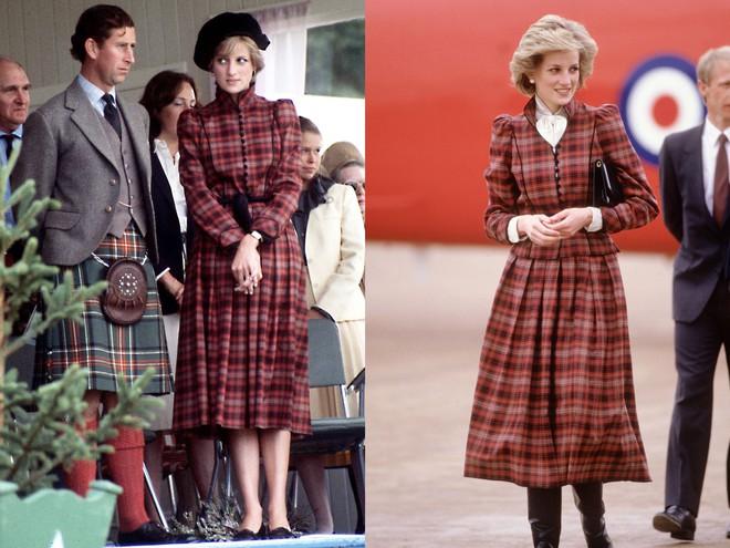 Không hổ danh fashion icon của mọi thời đại, Công nương Diana có những lần tái chế trang phục khiến nhiều người ngưỡng mộ  - Ảnh 2.