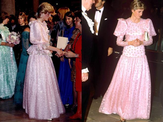 Không hổ danh fashion icon của mọi thời đại, Công nương Diana có những lần tái chế trang phục khiến nhiều người ngưỡng mộ  - Ảnh 3.