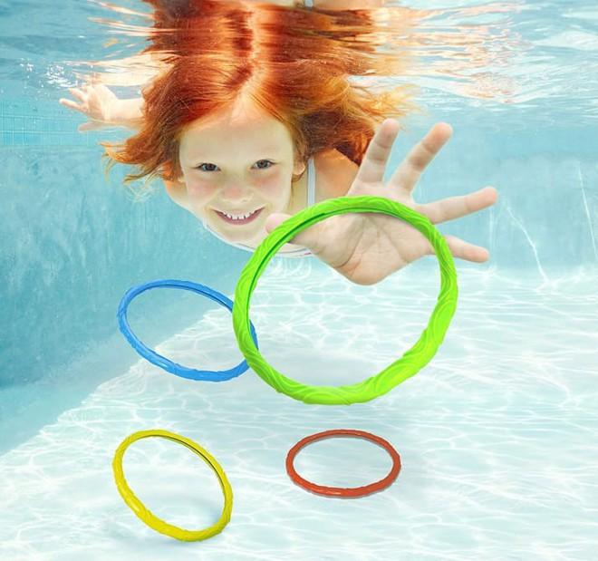 Top 5 bộ đồ chơi đáng sắm dịp hè này để cả nhà thoả sức chơi đùa tại bể bơi - Ảnh 4.