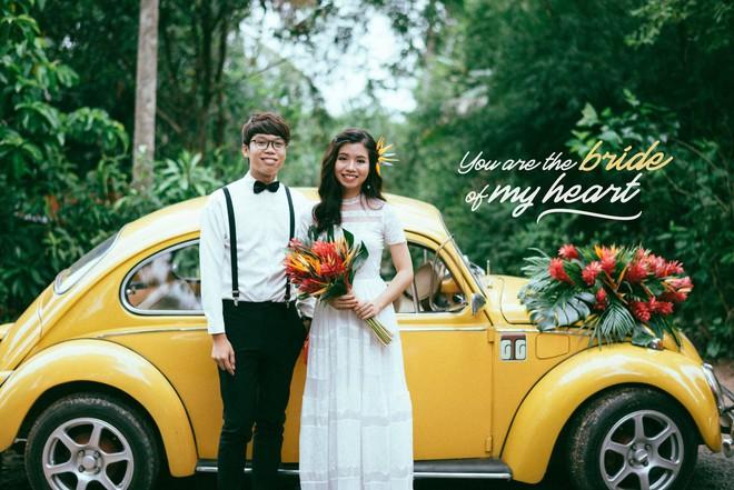 Chàng quản lí của Chi Pu dựng rạp làm đám cưới style ông bà anh vừa chất, vừa vui ngất - Ảnh 4.