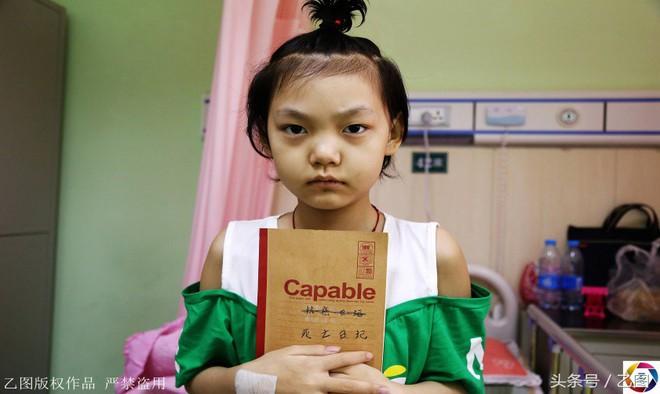 Không cầm được nước mắt trước Nhật ký chờ chết của cô bé 11 tuổi đang phải chống chọi với căn bệnh ung thư máu - Ảnh 3.