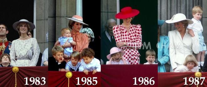 Meghan Markle lại tiếp tục phá vỡ quy tắc trang phục mà Công nương Diana và Kate Middleton chưa dám làm - Ảnh 11.