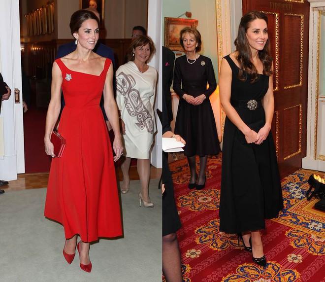 """Để ý mới thấy, Công nương Kate Middleton thường xuyên diện lại """"đồ cũ"""" theo cách mà hiếm ai nhận ra - Ảnh 4."""
