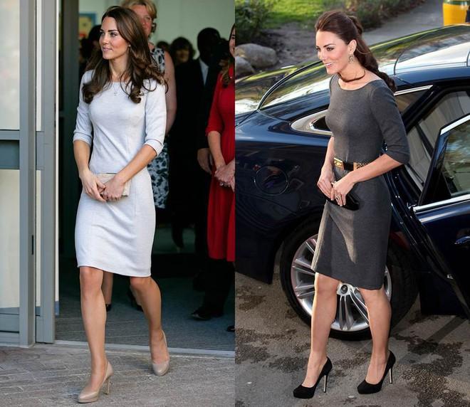 """Để ý mới thấy, Công nương Kate Middleton thường xuyên diện lại """"đồ cũ"""" theo cách mà hiếm ai nhận ra - Ảnh 6."""
