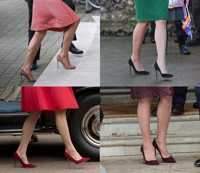 """Để ý mới thấy, Công nương Kate Middleton thường xuyên diện lại """"đồ cũ"""" theo cách mà hiếm ai nhận ra - Ảnh 10."""