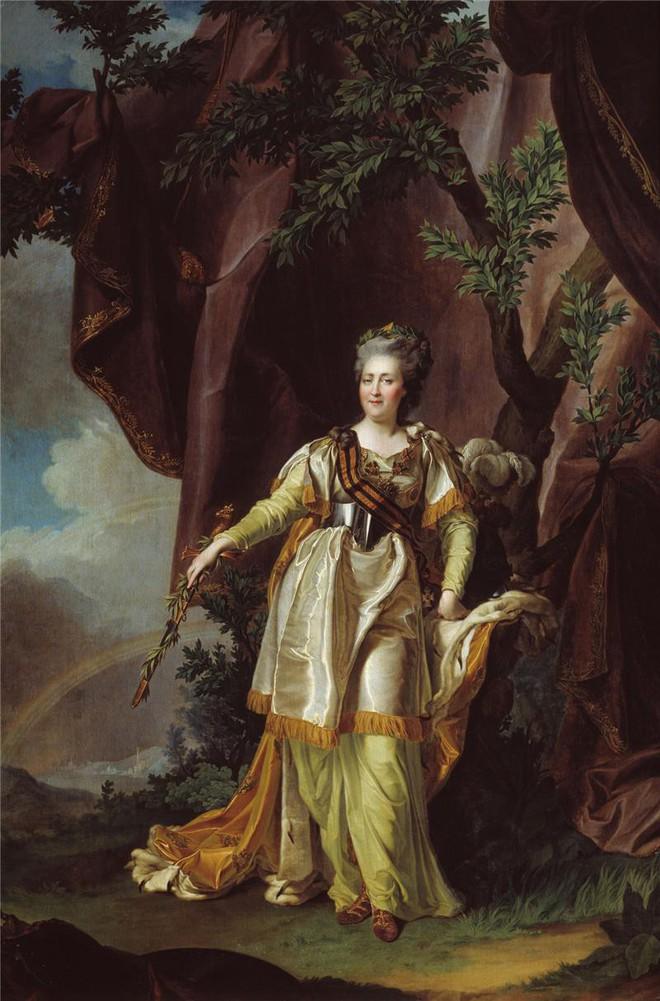 Tình sử phóng đãng của Nữ hoàng vĩ đại nhất nước Nga: 18 người tình, có người nhỏ hơn đến 40 tuổi - Ảnh 8.