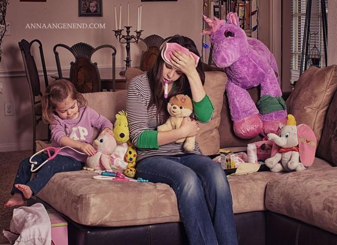 Tập hợp những khoảnh khắc trớ trêu chỉ những ông bố, bà mẹ mới thấu hiểu - Ảnh 25.