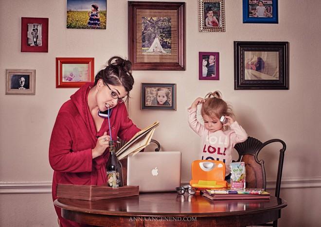 Tập hợp những khoảnh khắc trớ trêu chỉ những ông bố, bà mẹ mới thấu hiểu - Ảnh 32.