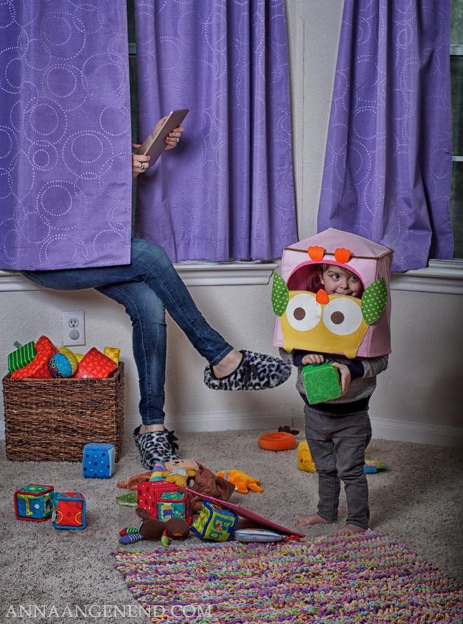 Tập hợp những khoảnh khắc trớ trêu chỉ những ông bố, bà mẹ mới thấu hiểu - Ảnh 6.