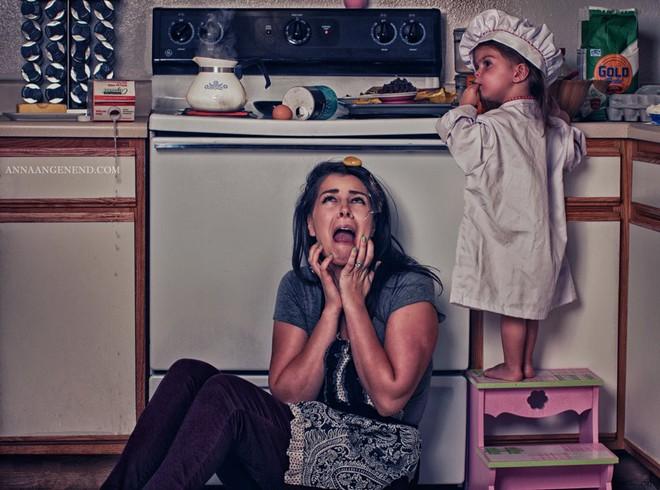 Tập hợp những khoảnh khắc trớ trêu chỉ những ông bố, bà mẹ mới thấu hiểu - Ảnh 7.