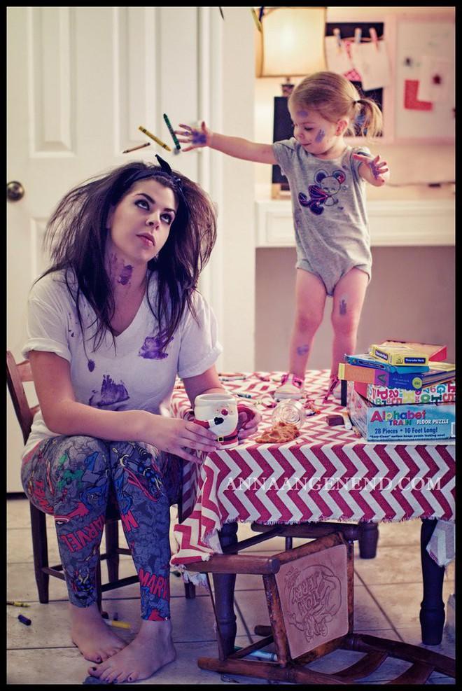 Tập hợp những khoảnh khắc trớ trêu chỉ những ông bố, bà mẹ mới thấu hiểu - Ảnh 8.