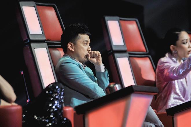 Lam Trường lo lắng khi học trò mâu thuẫn, nói ghét nhau trên sóng truyền hình - Ảnh 2.