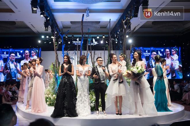 Phạm Hương và Hồng Quế cùng làm vedette trong show diễn của NTK Hà Duy - Ảnh 8.