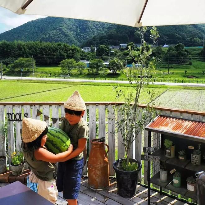 Ngôi nhà nhỏ và cuộc sống đơn sơ của gia đình Nhật Bản ở làng quê khiến bao người ngưỡng mộ - Ảnh 10.