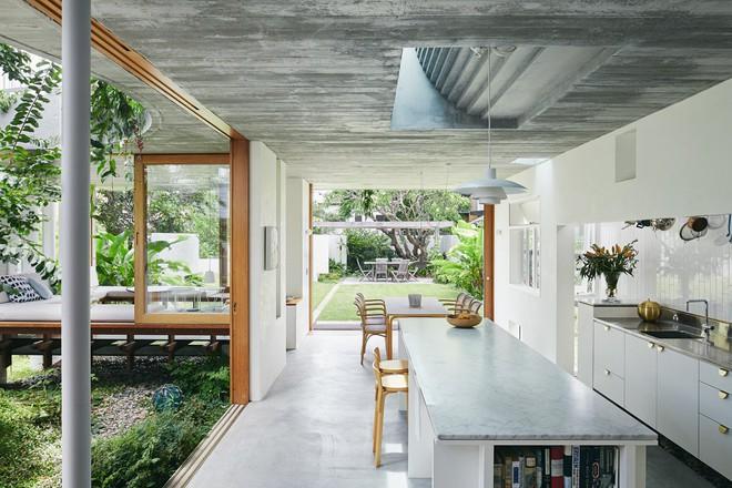 Ngôi nhà ở nông thôn đẹp bình yên và lãng mạn nhờ cải tạo theo phong cách Địa Trung Hải - Ảnh 5.