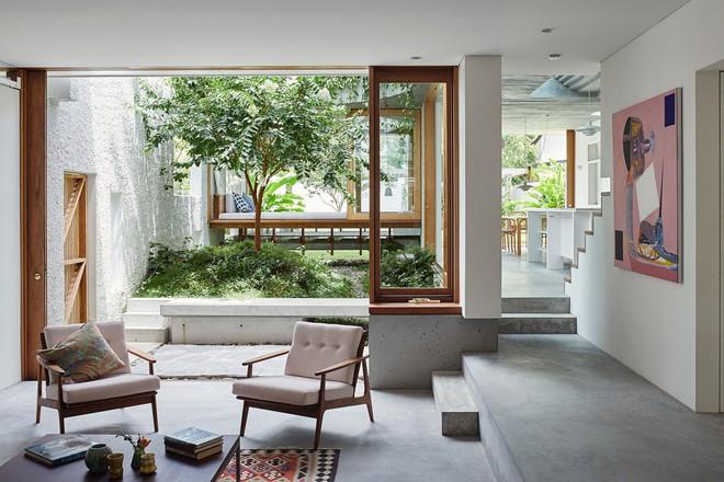 Ngôi nhà ở nông thôn đẹp bình yên và lãng mạn nhờ cải tạo theo phong cách Địa Trung Hải - Ảnh 6.