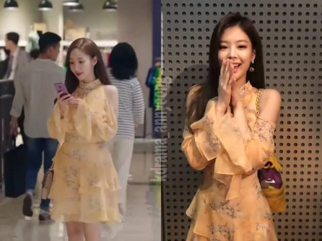 Cùng chung ý tưởng khi diện chiếc áo này, Park Min Young và Irene khiến fan khó phân định được ai đẹp hơn  - Ảnh 6.