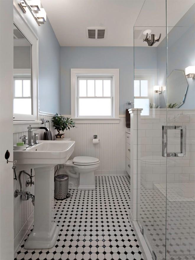 Trang trí nhà với hai gam màu đen và trắng sẽ khiến không gian sống của bạn không bao giờ bị lỗi mốt - Ảnh 3.