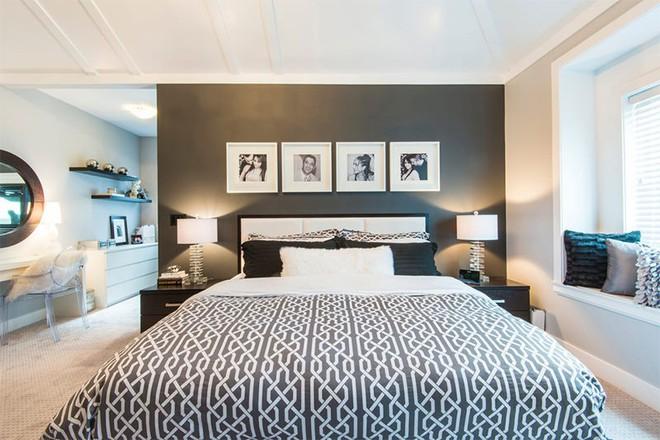 Trang trí nhà với hai gam màu đen và trắng sẽ khiến không gian sống của bạn không bao giờ bị lỗi mốt - Ảnh 5.