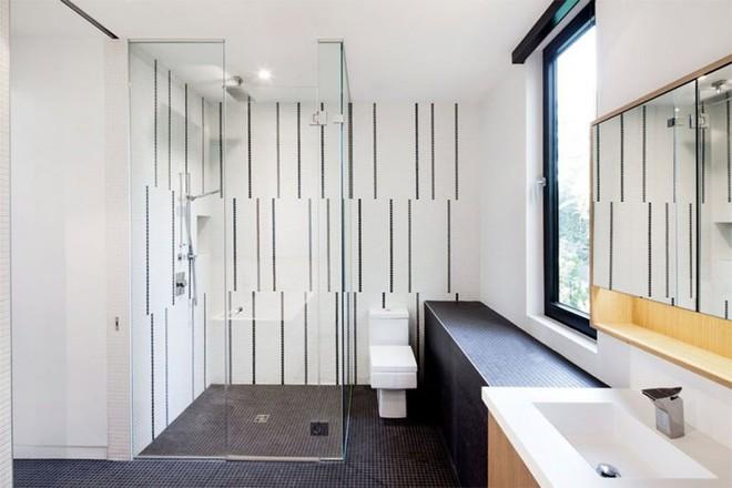 Trang trí nhà với hai gam màu đen và trắng sẽ khiến không gian sống của bạn không bao giờ bị lỗi mốt - Ảnh 9.