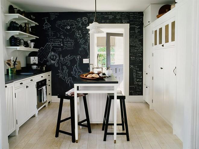 Trang trí nhà với hai gam màu đen và trắng sẽ khiến không gian sống của bạn không bao giờ bị lỗi mốt - Ảnh 16.