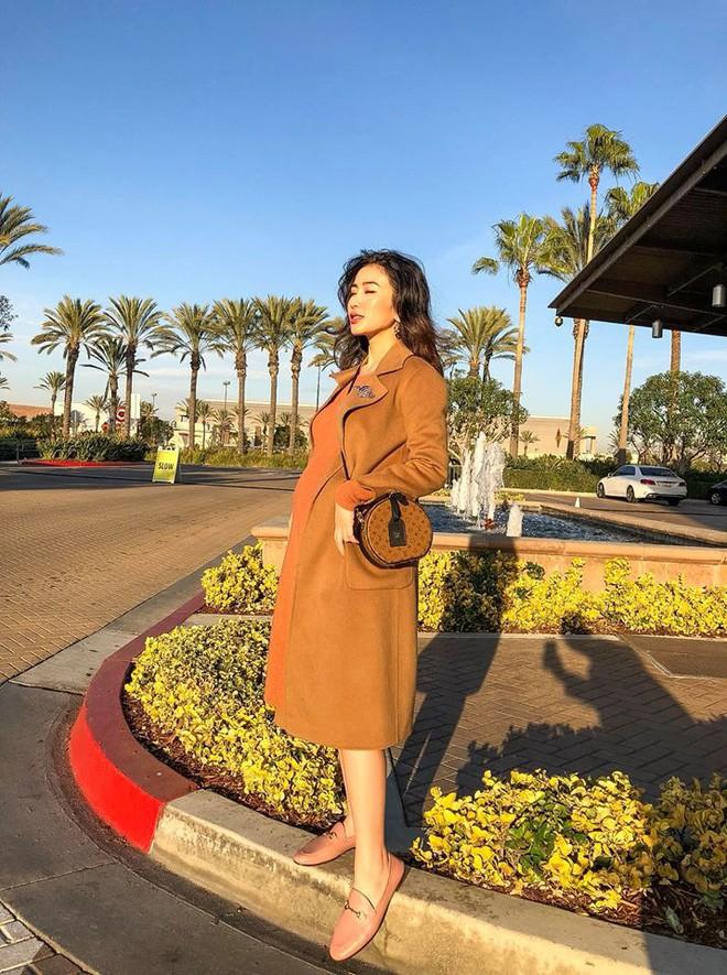 Mẹ Việt ở Mỹ: Bầu bí vẫn xinh như hoa hậu nhờ chăm chỉ áp dụng những nguyên tắc này - Ảnh 9.