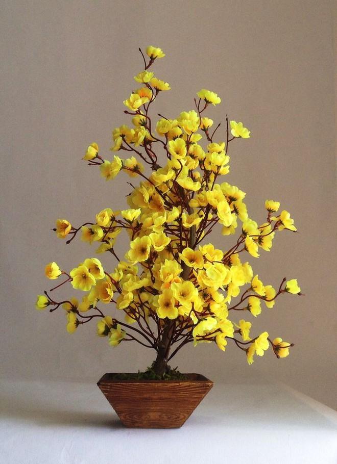 Ngất ngây với 15 chậu hoa bonsai mini siêu đẹp để trang trí nhà dịp Tết - Ảnh 4.