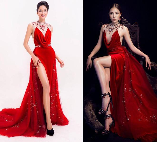Mới đăng quang được 1 ngày, dân tình đã soi ra Tân Hoa hậu HHen Niê từng đụng hàng cả Kỳ Duyên lẫn Lan Khuê - Ảnh 5.