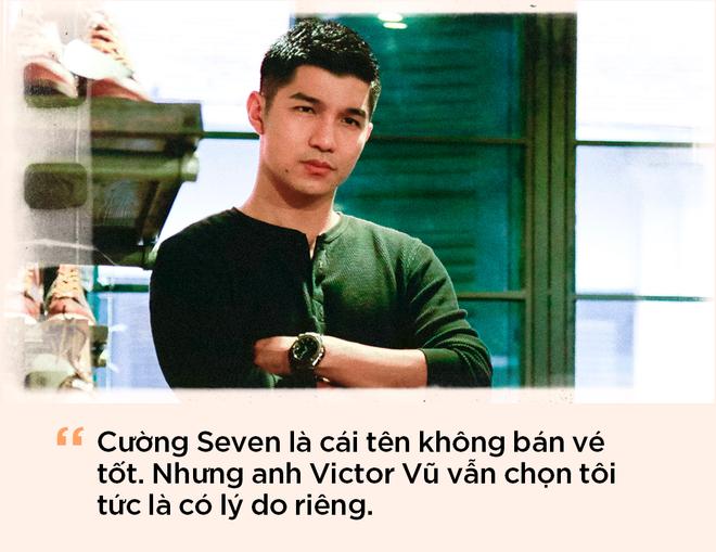 Cường Seven: Tôi với Chi Pu vẫn là bạn bình thường nhưng rất hiếm khi gặp nhau - Ảnh 5.