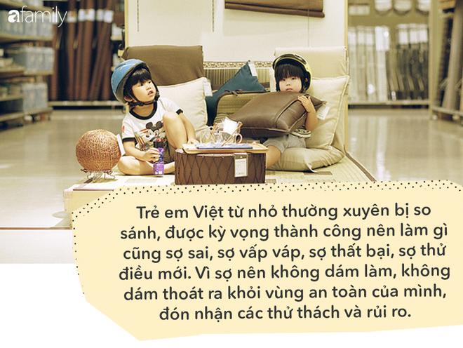 Những điều quan trọng nhất với mọi đứa trẻ nhưng ít cha mẹ Việt làm được - Ảnh 8.