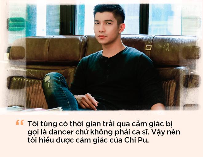 Cường Seven: Tôi với Chi Pu vẫn là bạn bình thường nhưng rất hiếm khi gặp nhau - Ảnh 12.