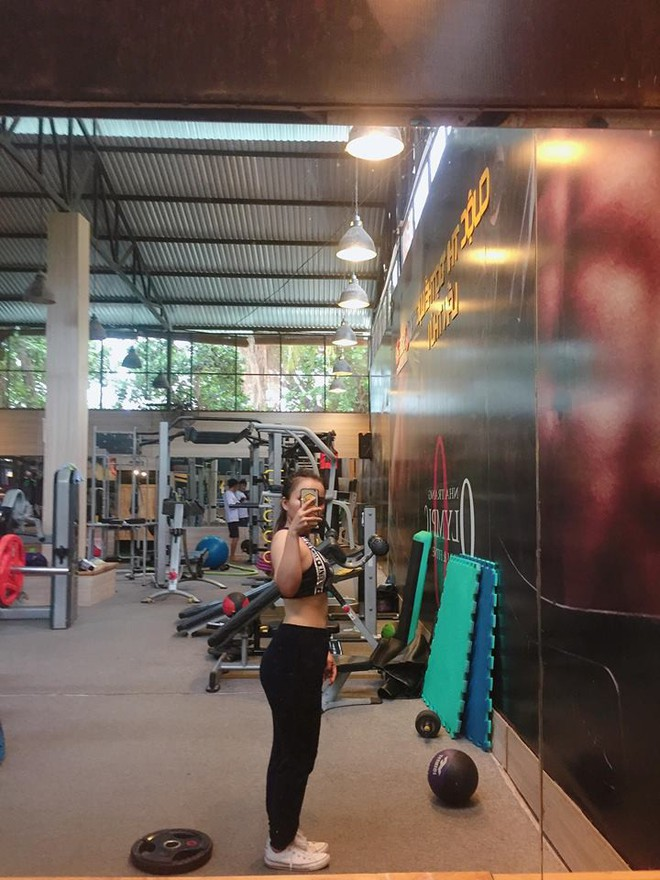Giảm 10kg chỉ sau 2 tháng tập gym theo hướng dẫn của huấn luyện viên, cô gái trẻ sở hữu thân hình nuột nà, tự tin đón Tết - Ảnh 10.
