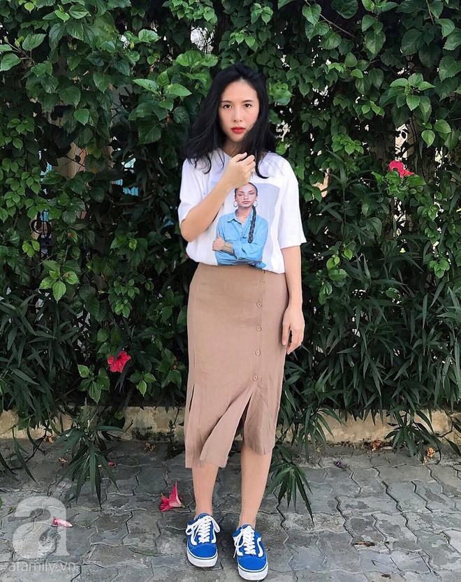 Trần Ngọc Hạnh Nhân - 32 tuổi sở hữu tủ giày kh - Ảnh 10.