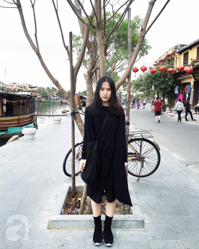 Trần Ngọc Hạnh Nhân: cô nàng 32 tuổi mê sneakers, đang mang bầu tháng cuối nhưng vẫn mặc chất không kém nhiều 9x 10x - Ảnh 13.