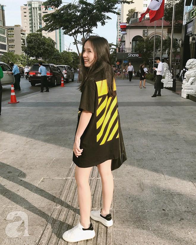 Trần Ngọc Hạnh Nhân: cô nàng 32 tuổi mê sneakers, đang mang bầu tháng cuối nhưng vẫn mặc chất không kém nhiều 9x 10x - Ảnh 17.