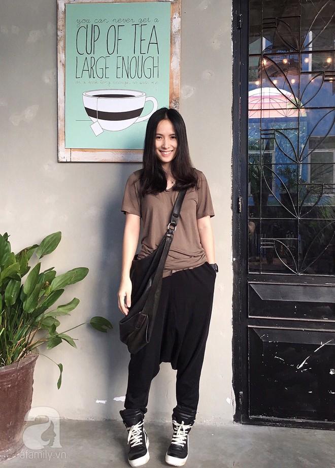 Trần Ngọc Hạnh Nhân: cô nàng 32 tuổi mê sneakers, đang mang bầu tháng cuối nhưng vẫn mặc chất không kém nhiều 9x 10x - Ảnh 14.