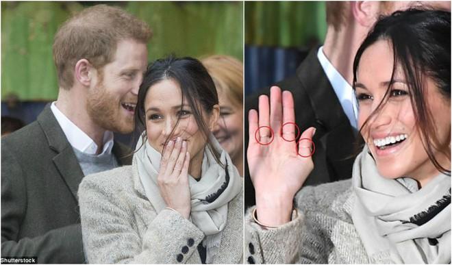 Ngoài nhẫn đính ước, hôn thê của hoàng tử Harry còn đeo ba chiếc nhẫn đặc biệt, tiết lộ phần nào về tính cách của cô - Ảnh 4.