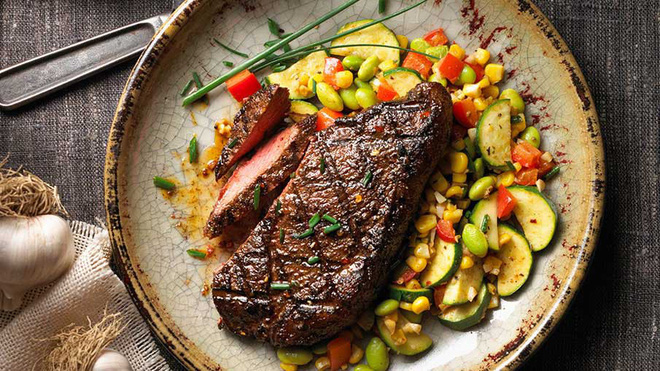 Các nàng mê thịt chẳng cần khổ sở cưỡng lại sức hút của đồ ăn nhiều đạm mà vẫn có thể giảm tới 15kg nhờ công thức này! - Ảnh 5.