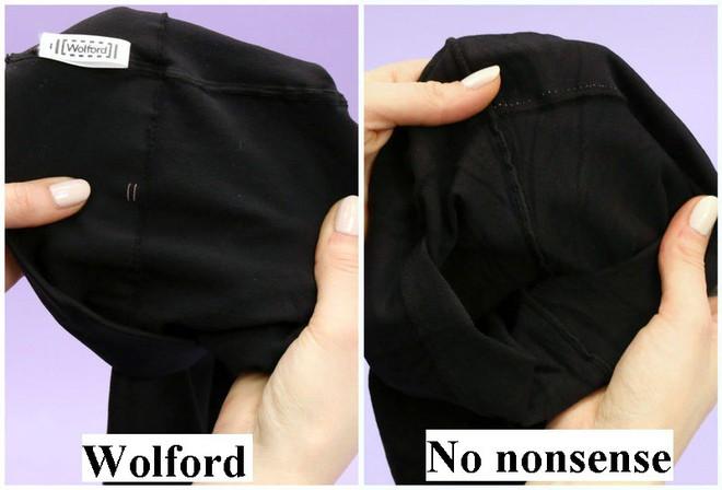 Cô nàng này đã dùng thử 2 loại quần tất đắt và rẻ tiền, sau đó rút ra kết luận để đời - Ảnh 5.