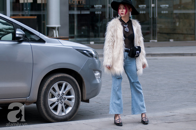 Tuần đầu tiên của năm mới, các quý cô thi nhau dạo phố với style chất khỏi bàn - Ảnh 21.