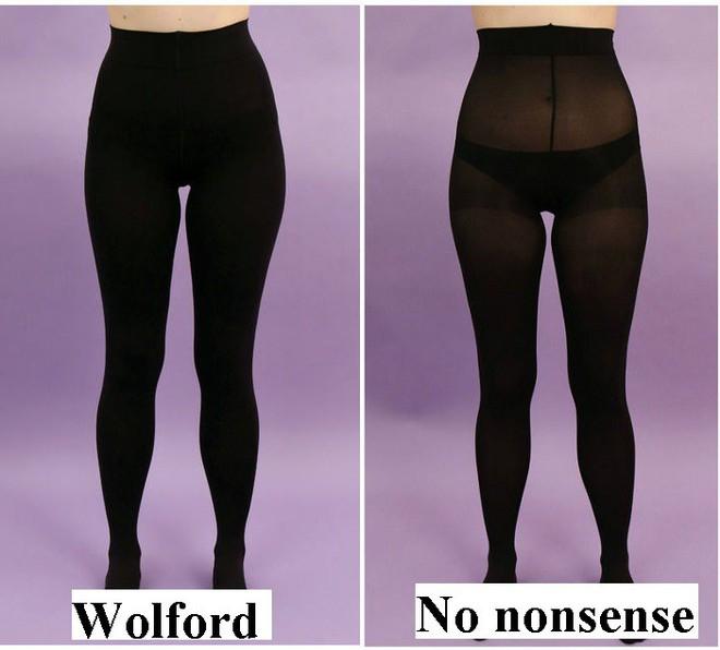 Cô nàng này đã dùng thử 2 loại quần tất đắt và rẻ tiền, sau đó rút ra kết luận để đời - Ảnh 6.