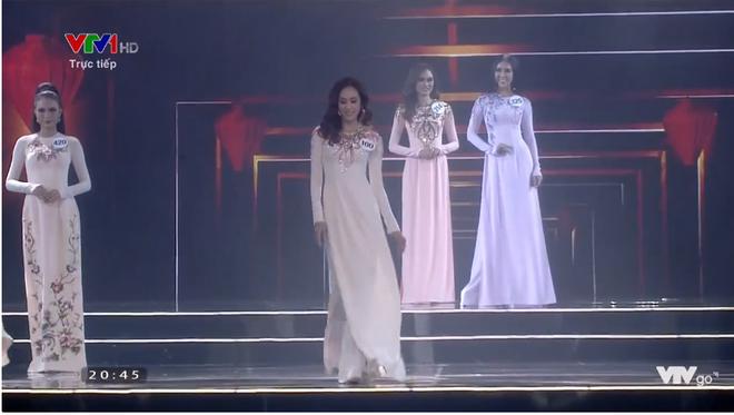 HHen Niê vượt mặt Hoàng Thùy, giành ngôi Hoa hậu Hoàn vũ Việt Nam 2017 - Ảnh 20.