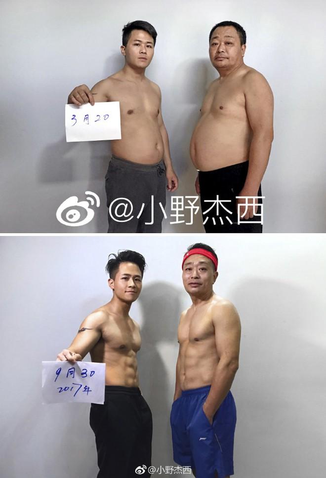 Khổ sở vì béo bụng, thừa cân, cả gia đình rủ nhau tập luyện, kết quả 6 tháng sau khiến vạn người mơ ước - Ảnh 13.