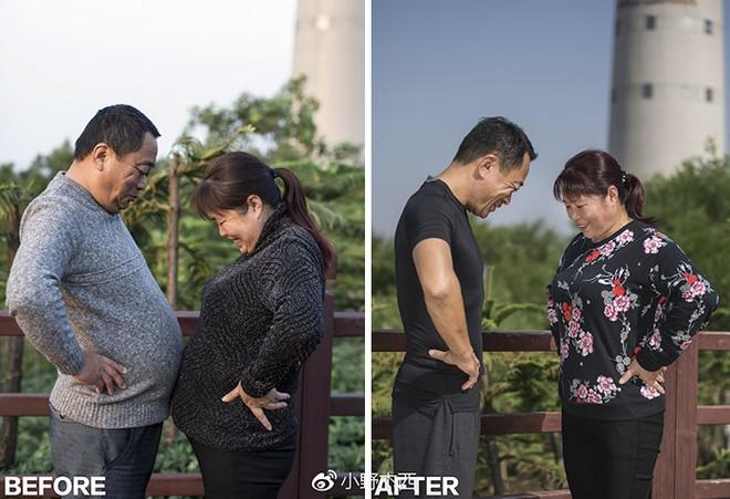 Khổ sở vì béo bụng, thừa cân, cả gia đình rủ nhau tập luyện, kết quả 6 tháng sau khiến vạn người mơ ước - Ảnh 4.