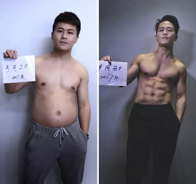 Khổ sở vì béo bụng, thừa cân, cả gia đình rủ nhau tập luyện, kết quả 6 tháng sau khiến vạn người mơ ước - Ảnh 7.
