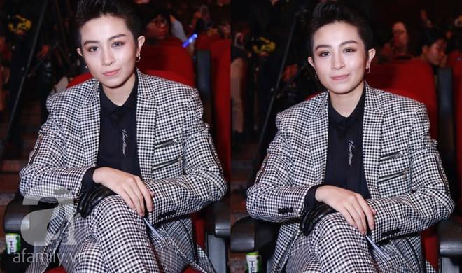 Chi Pu - Gil Lê tránh mặt nhau trên thảm đỏ Vlive Year End Party 2017 - Ảnh 6.