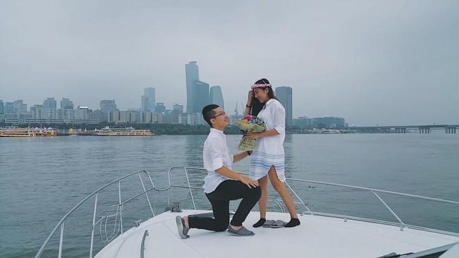 Huỳnh Mi - em gái Trấn Thành vừa lên xe hoa, anh trai trực tiếp làm MC trong đám cưới hoành tráng - Ảnh 6.