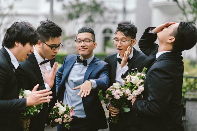 Huỳnh Mi - em gái Trấn Thành vừa lên xe hoa, anh trai trực tiếp làm MC trong đám cưới hoành tráng - Ảnh 9.